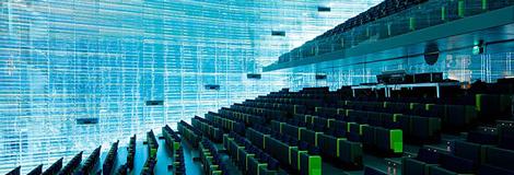 Arquitectura interior y barreras acústicas de protección