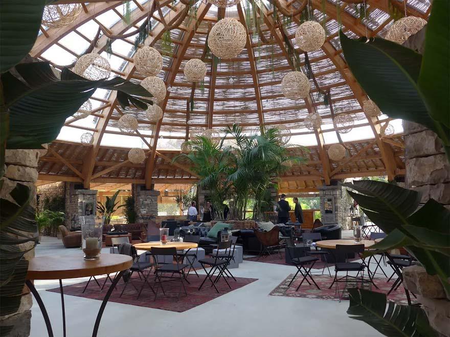 Arquitectura en interior hostelería