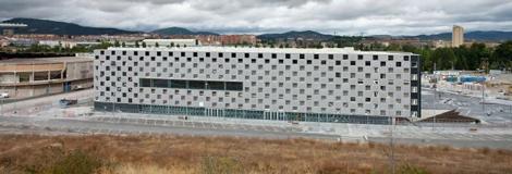 Arquitectura en la construcción de naves insonorizadas
