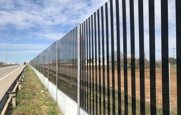 Acoustic barriers - Systems and materials