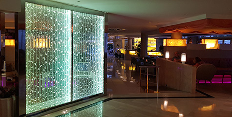 bubblewallpolimertecnic - Proyectos Canal Contract, Hoteles y Restaurantes